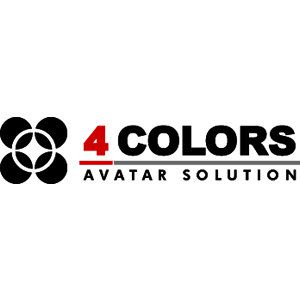 株式会社4COLORSのロゴ画像